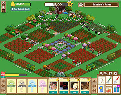 FarmVille 20x20 with Super Berries