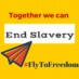 This Giving Tuesday, let's end human trafficking #flytofreedom